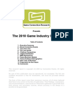 The 2010 Game Industry Survey - Game Connection Research