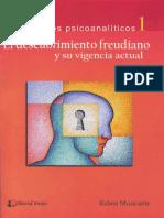 Musicante Rub 233 n 2005 El Descubrimiento Freudiano y Su Vigencia Actual Ed Brujas