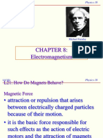 Chapter 8 Electricity and Magnetism