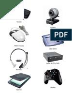 25 Dispositivos de Entrada