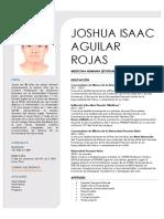 Joshua Isaac Aguilar Rojas