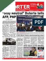 Bikol Reporter February 10 - 16, 2019 Issue