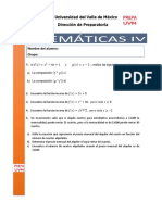 Practica Matematicas 4 Bs