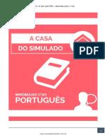 A Casa Do Simulado - Minissimulado 7