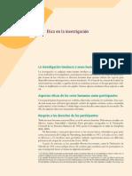 Capitulo 02- La Etica en La Investigacion 2