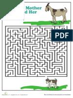 goat-maze