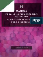 Manual 5S en pirotecnia