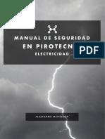 Manual de Seguridad en Pirotecnia, Electricidad