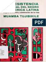Muamba Tibijikile-La Resistencia Cultural Del Negro en América Latina