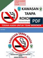 Stiker Anti Rokok