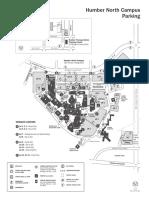 Humber College - North Campus Map - Toronto, Ontario - Canada