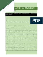 Caso Integrador Reporte 1 Planeación Estrategica1