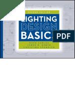 Basic Lighting Design Mark Karlen