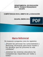 Historia y Estado Actual de La Psicologia en Guatemala