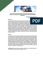 Herramientas tecnológicas aplicadas a la educación superior para docentes innovadores a través de un ambiente virtual de aprendizaje metafórico.pdf