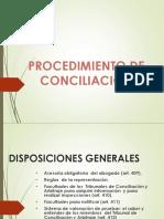 Procedimiento de Conciliacion derecho laboral guatemalteco