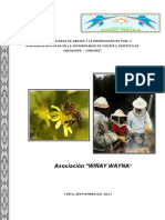Proyecto de apicultura