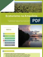 Ecoturismo Na Amazônia