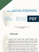 Jurnal Methanol Poisoning - FK Trisakti