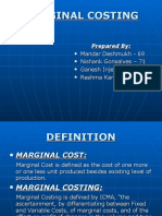 Marginal Costing Ppt (2)