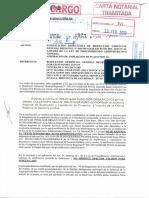 Carta Notarial 008-2019 Dpo - Notificcion Defectuosa