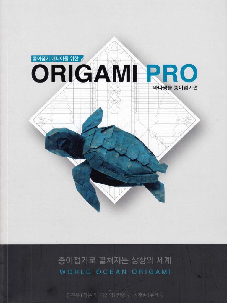 Origami Tortoise Instructions | 1024x768