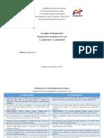 Cuadro Comparativo Objetividad y Subjetividad