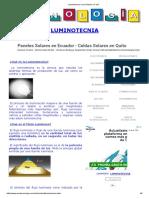 Luminotecnia Curso Basico y Facil