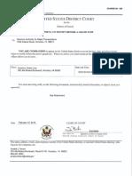 HART subpoena