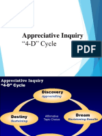 Appreciative Imquiry