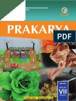 Buku Siswa Kelas VII Prakarya