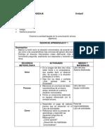 SESIONES Unidad1 (I Bimestre) 3ero. 2019