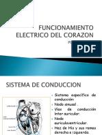 Funcionamiento Electrico Del Corazon