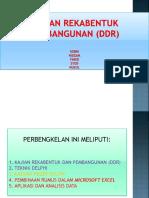 1) Kajian Rekabentuk Pembangunan (DDR)_2