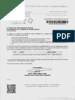 Francisco Pérez Rojas UACM