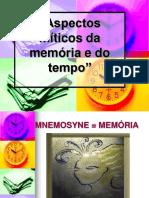Aspectos míticos da memória e do tempo.ppt