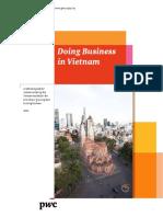 VIETNAM, PWC-Doing Business In_2015