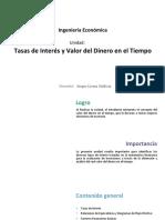 U1 Tasas de Interés y Valor Del Dinero en El Tiempo Definitivo