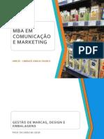 Kotler Cap 09 - Criação de Brand Equity UNICID