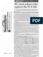 Business Mirror, Feb. 26, 2019, We need solons who support the FOI bill.pdf