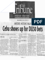 Daily Tribune, Feb. 26, 2019, Cebu shows up for DU30 bets.pdf