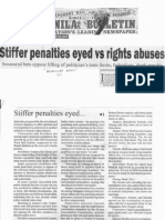 Manila Bulletin, Feb. 26, 2019, Stiffer penalties eyed vs rights abuses.pdf