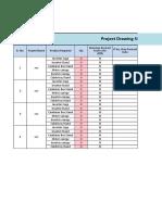Project Drawing Status Sheet_ 29-11-18