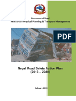 Road Safety Action Plan English