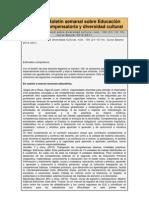 Boletín semanal Diversidad Cultural_CREI_nº 100_21_10_2010