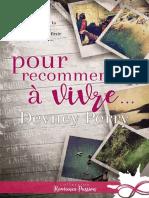 Pour Recommencer à Vivre (2019)