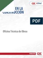 Programa Curso Oficina Tecnica de Obras