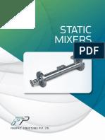 Static Mixers