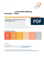 16th GPEDC Steering Committee-Summary-Document