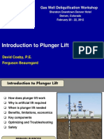 Introduction to Plunger Lift